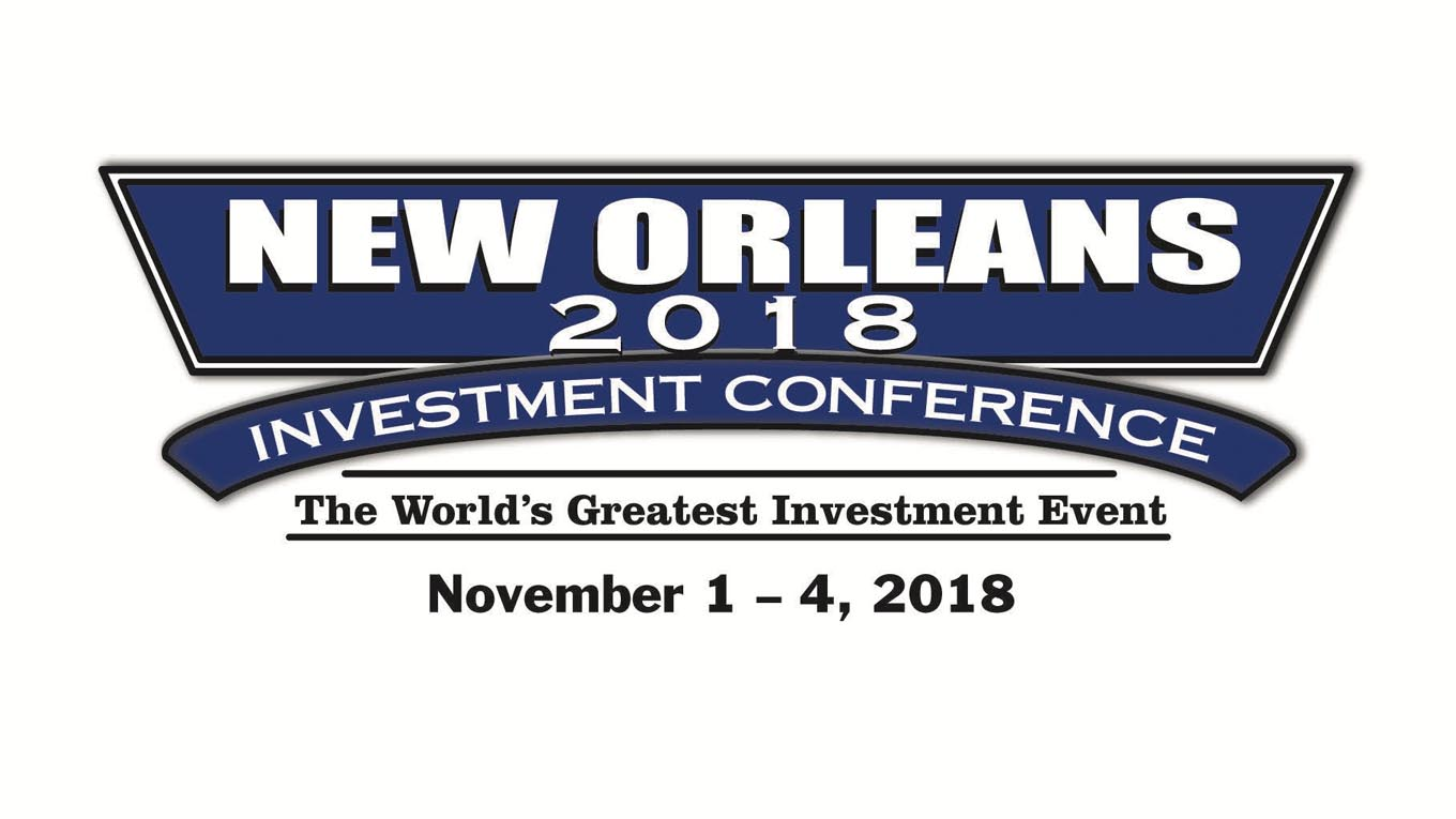 American Manganese Inc. to Attend and Exhibit at The New Orleans Investment Conference on Nov. 1-4, 2018
