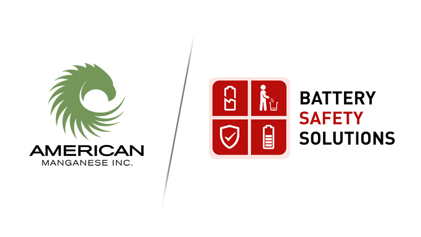 American Manganese Inc. Signs Memorandum of Understanding with Battery Safety Solutions B.V.