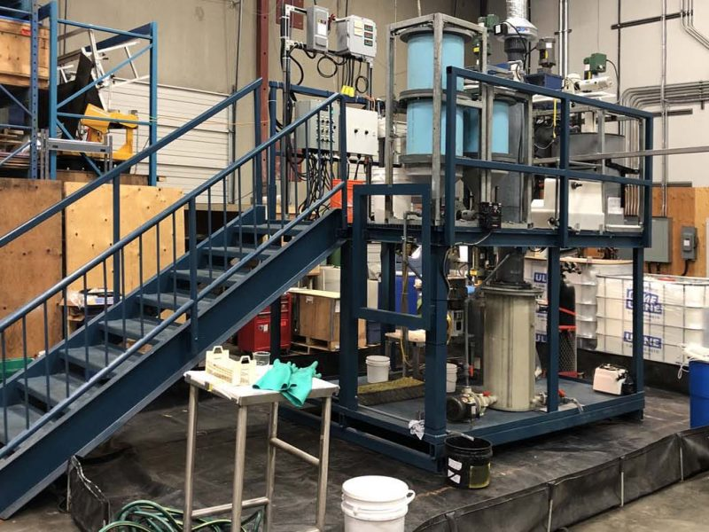 American Manganese Begins Testing NCA Cathode Material on Final Stages of the RecycLiCo™ Pilot Plant