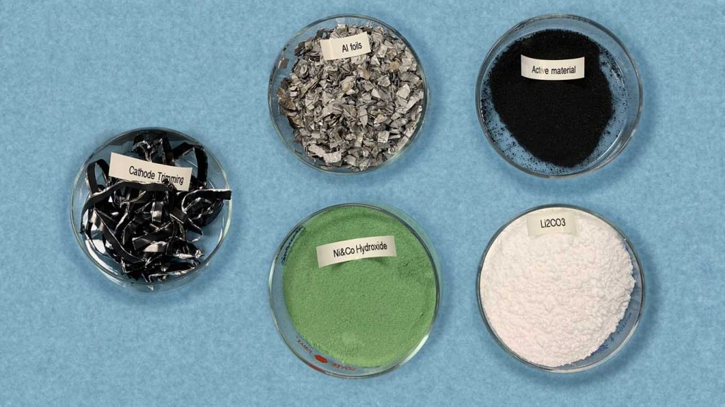 American Manganese Inc. Updates Recycling Tests on Tier-One Companies Lithium-ion Battery Materials