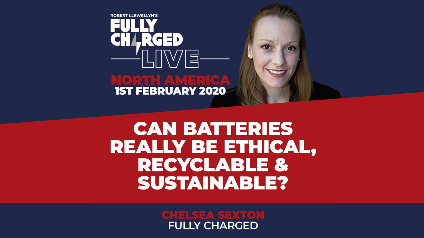 American Manganese to Attend Fully Charged LIVE from February 1-2, 2020 at the Circuit of the Americas in Austin, Texas