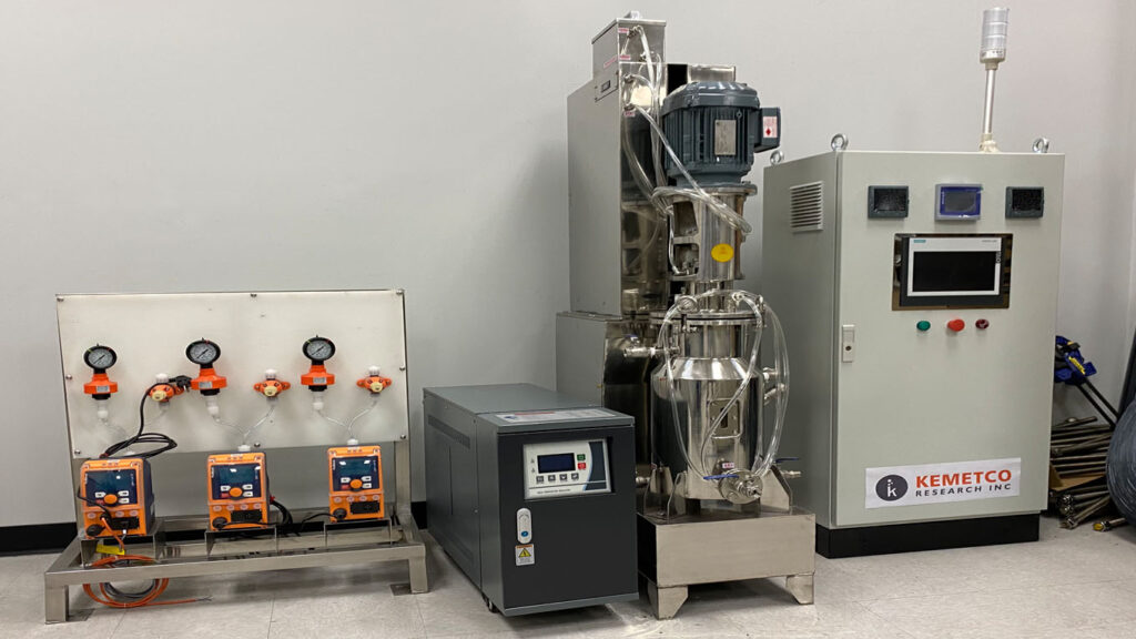 American Manganese Inc. Acquires Cathode Precipitation Reactor to Advance Recycled Cathode Material