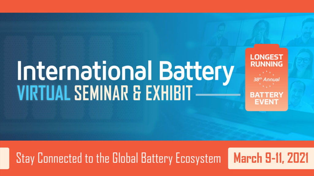 American Manganese to Present at the International Battery Seminar and Virtual Exhibit on March 10, 2021