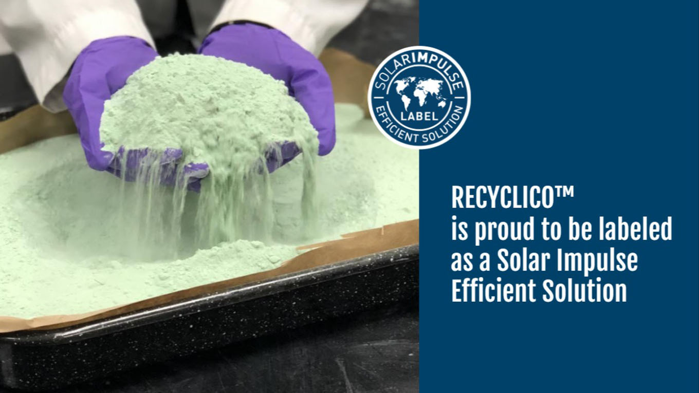 American Manganese Inc. Awarded Solar Impulse Efficient Solution Label for its RecycLiCo™ Process