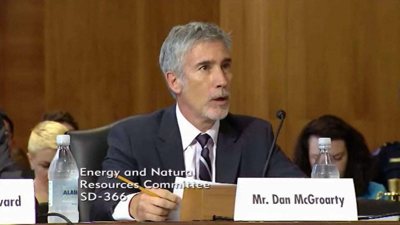 American Manganese Advisory Board Member Dan McGroarty Appointed to U.S. Department of Energy's Critical Materials Institute Advisory Board